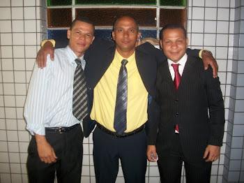 Jorge, Dão e Carlos Alexandre