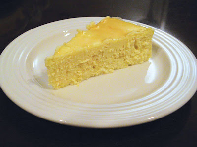 ... Obsessions of Two Cooks: Mario Batali's Lemon Goat Cheese Cheesecake