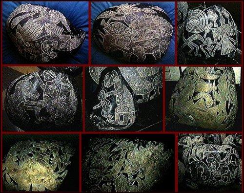 Jean claude s infowar ancient artifacts