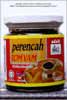 Thai Tom Yam Paste 泰国冬炎酱