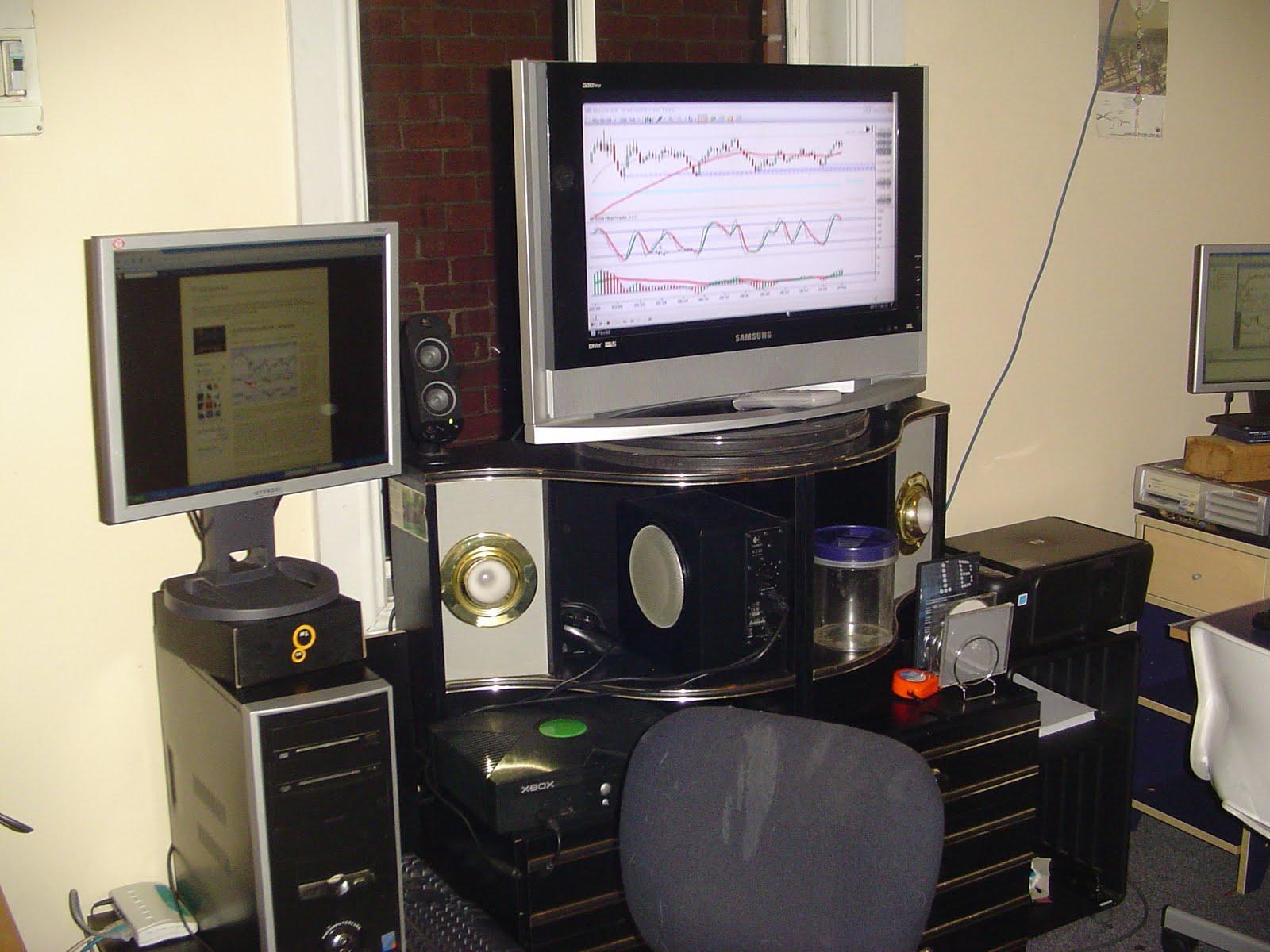 Trade room forex machine