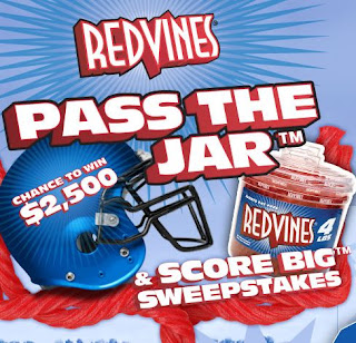Red Vines Pass the Jar and Score Big Sweepstakes