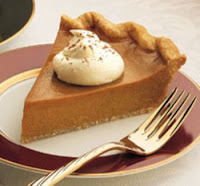 Easy Thanksgiving Pumpkin Pie