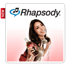 Rhapsody Music Every Minute Instant Win Game