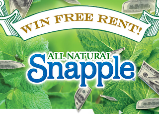 2009 Snapple Make Some Mint Tea Sweepstakes