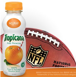 Tropicana Ultimate Super Bowl Experience Sweepstakes