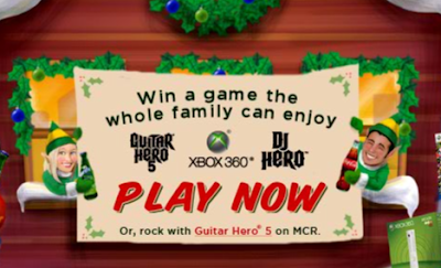 MyCokeRewards Give the Gift of Gaming Instant Win Game, 50 winners per day