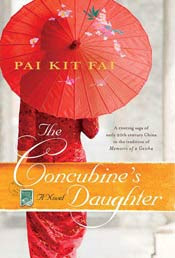 The Concubines Daughter Book Sweepstakes