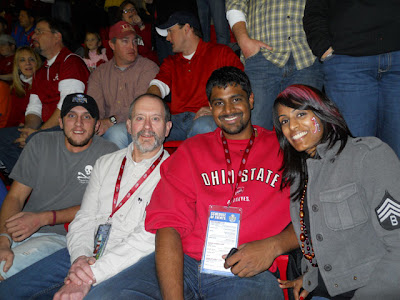 2009 SEC Championship Trip Winners
