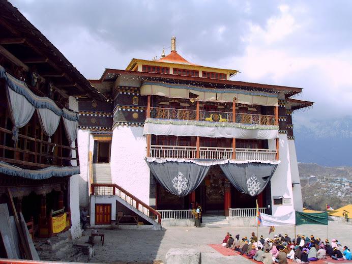 Galden Namgyal Lhatse, popularly known as Tawang Monastery