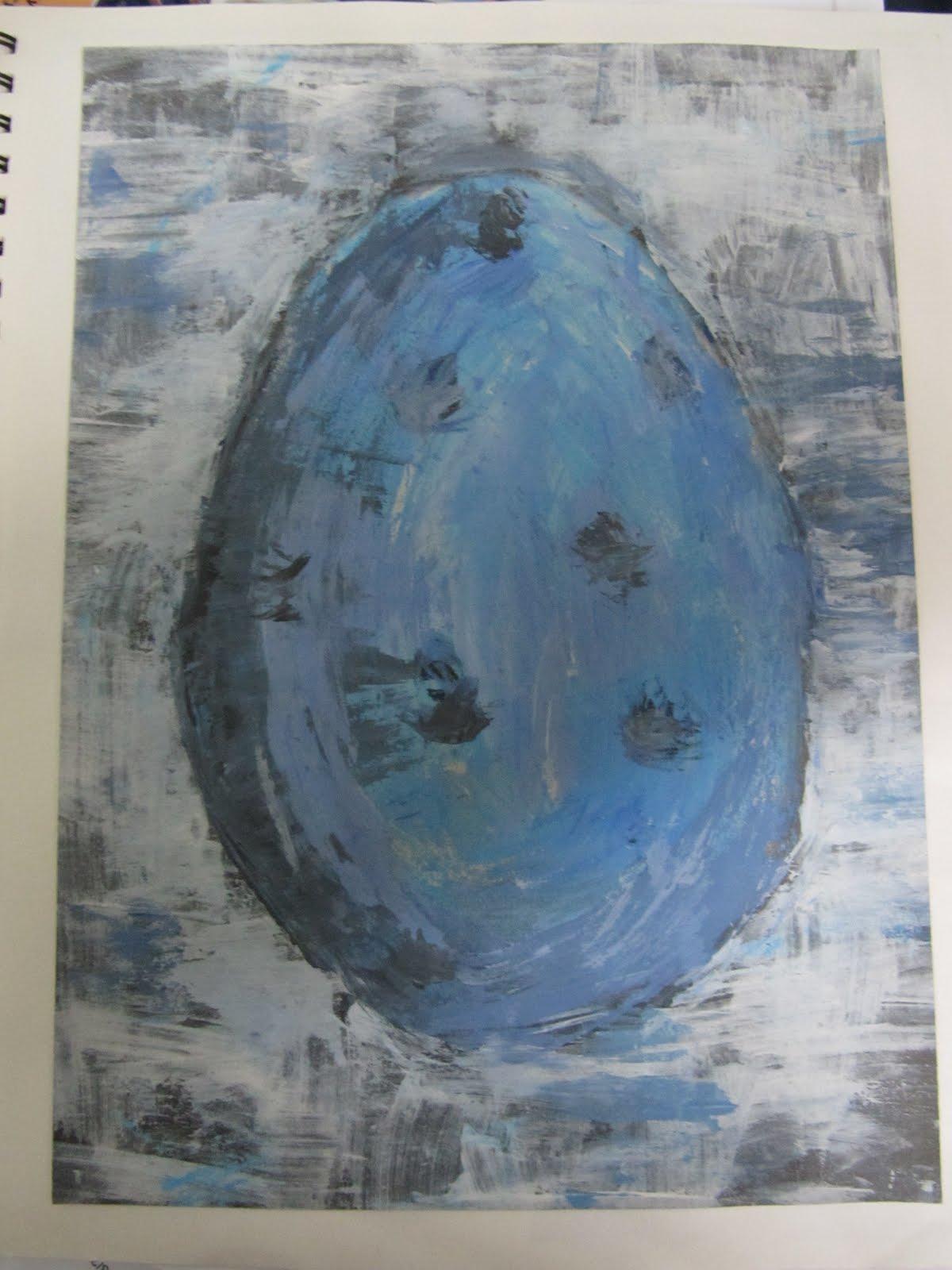 A-level Art exam topic help?