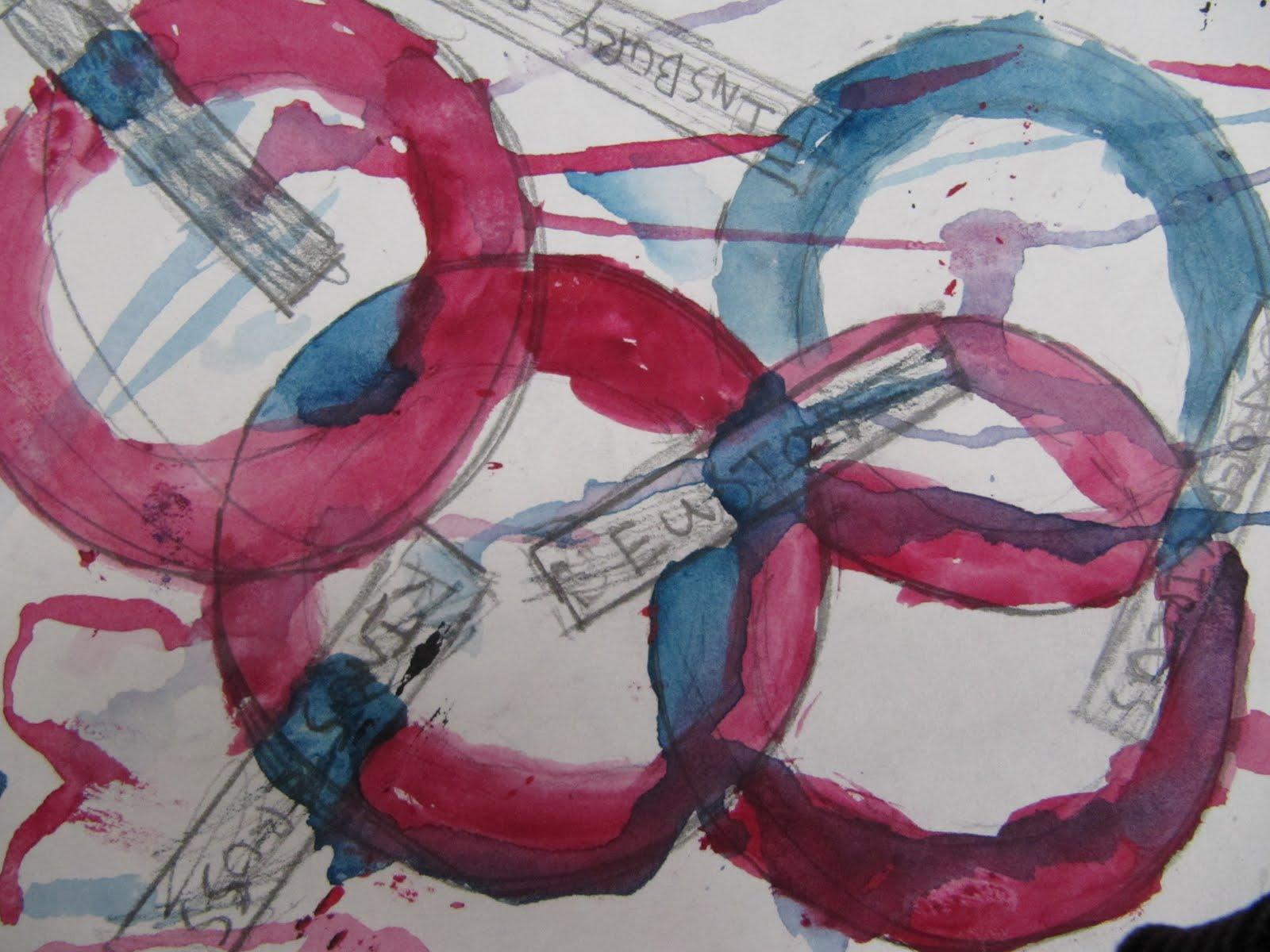 artist research gcse coursework
