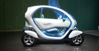 Renault Twizy Geneva version