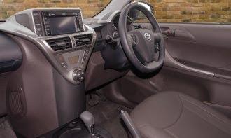 Toyota iQ 1.3 interior