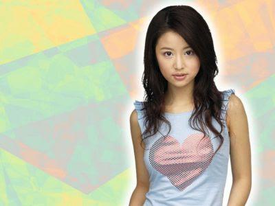 TAIWAN CELEBRITY: Ruby Lin (Lin Xin Ru)