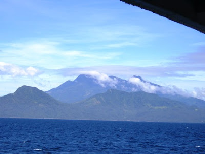 Camiguin from afar
