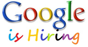 Google Jobs in 2011