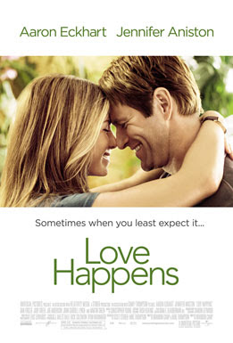 Love Happens...to be the worst movie poster/plot/title EVER