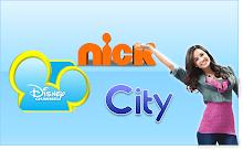 Disney CHANNEL NICK CITY