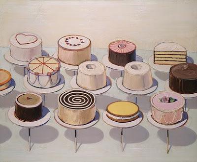 wayne thiebaud cupcake. pictures Cakes Wayne Thiebaud