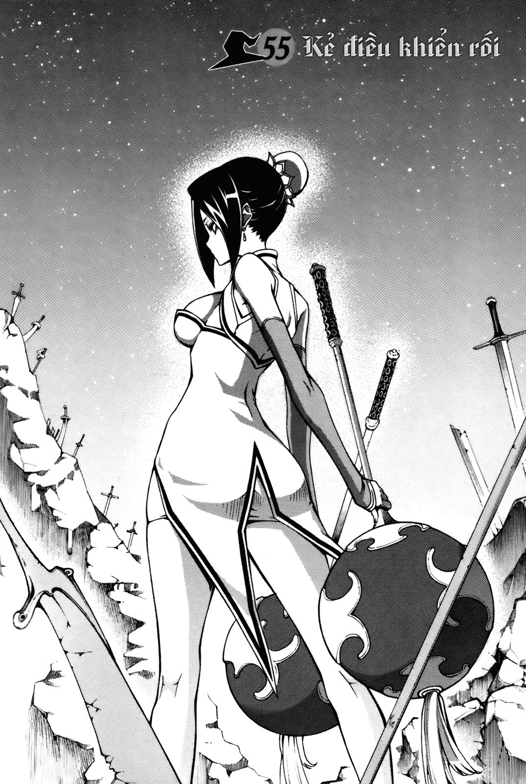 Witch Hunter – Thợ Săn Phù Thủy chap 55 page 5 - IZTruyenTranh.com