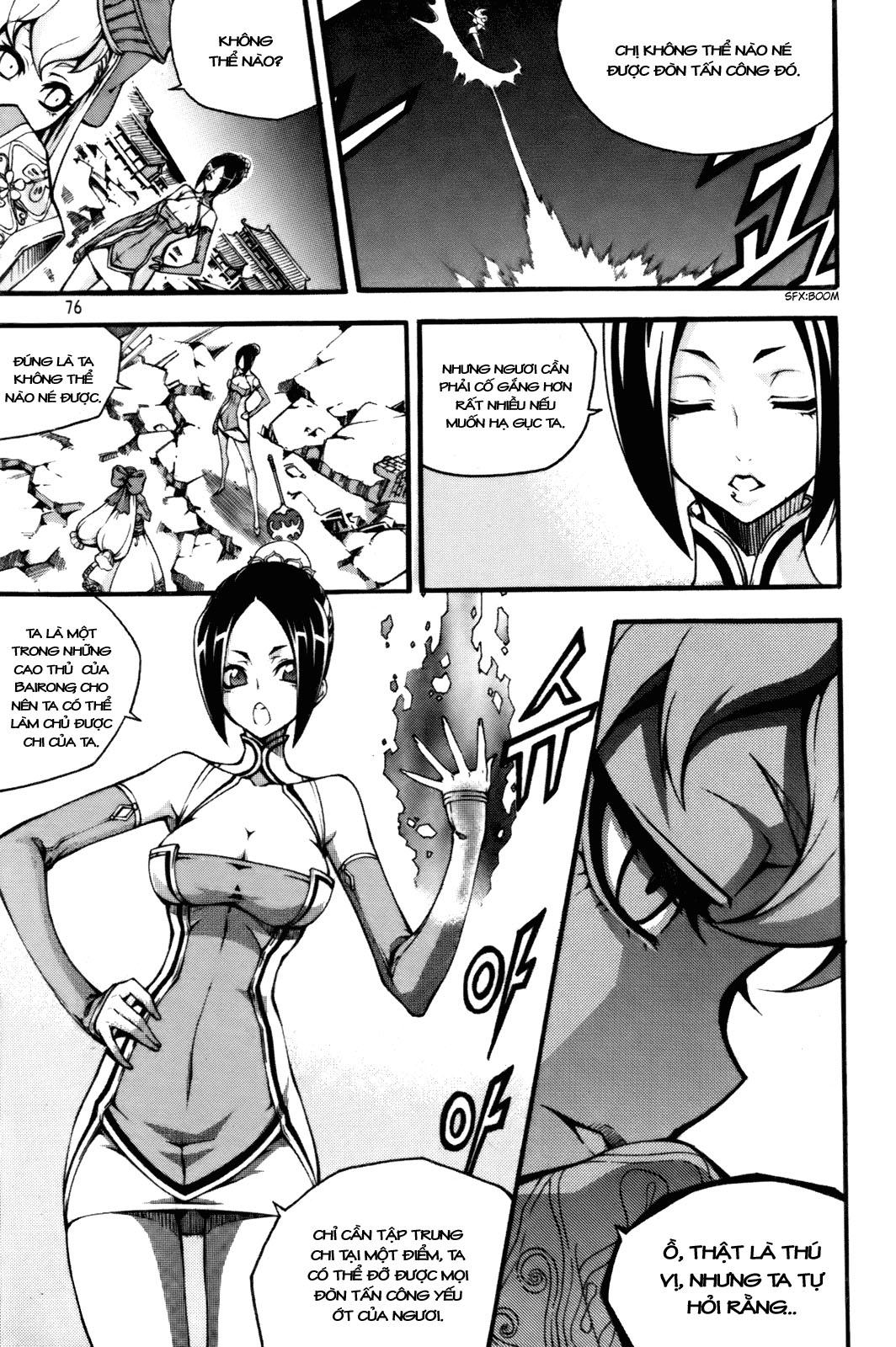 Witch Hunter – Thợ Săn Phù Thủy chap 55 page 17 - IZTruyenTranh.com