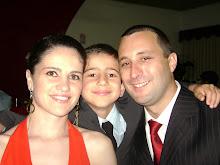 Minha família meu tesouro...