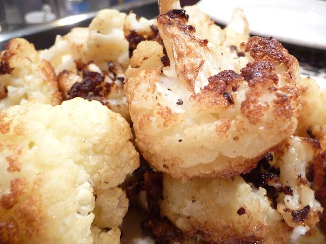 """Grill-Fried"" Cauliflower"
