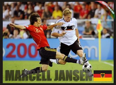 Wallpapers Equipo de Alemania: Marcell JANSEN
