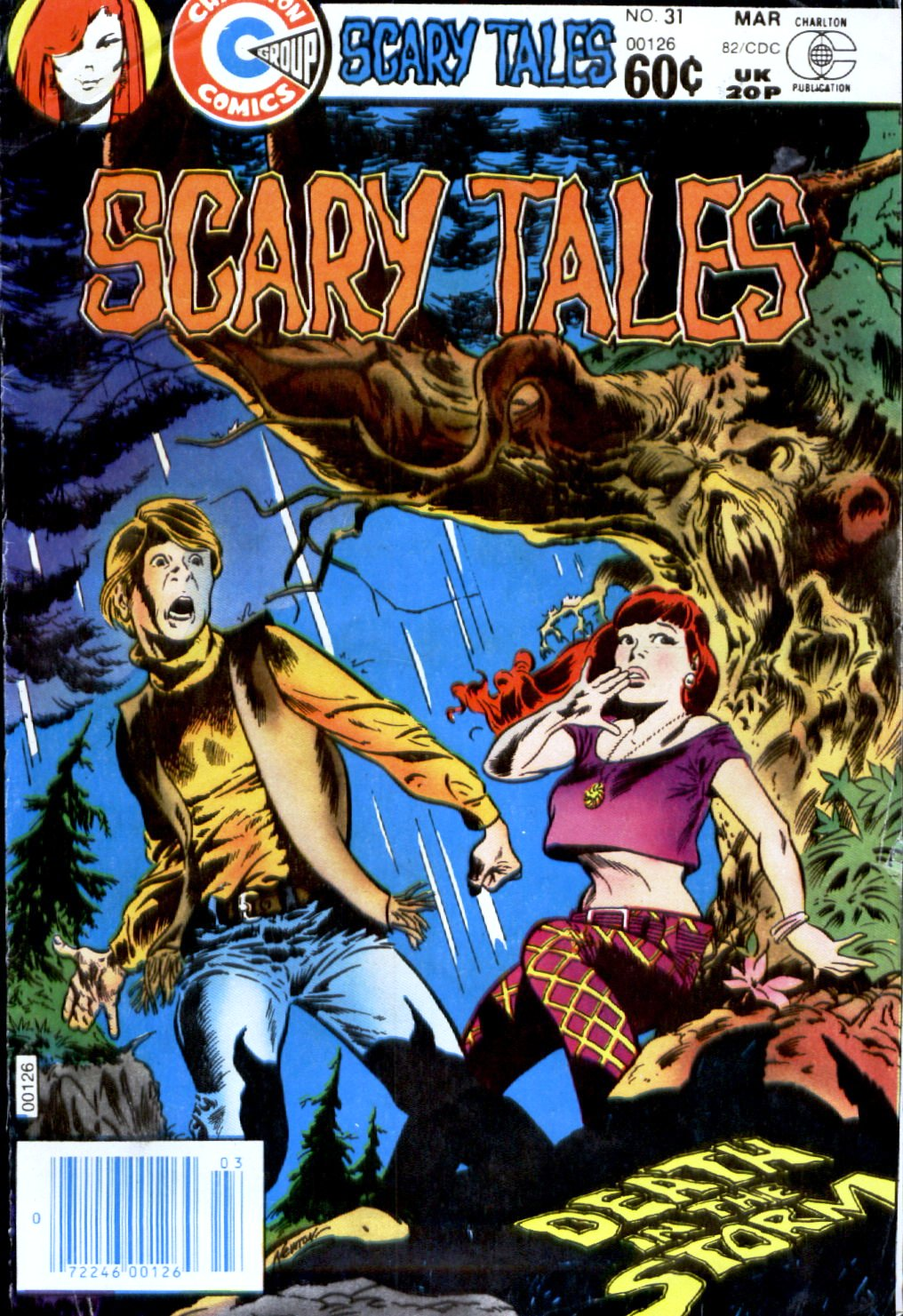 Read online Scary Tales comic -  Issue #31 - 1