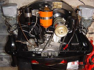 PORSCHE 356 ENGINE BUILD, REBUILD, REPAIR.: 1. THE DIRTY BITS