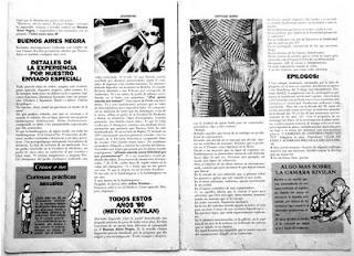 Suplemento Caín N° 9, Revista Humor, 1987