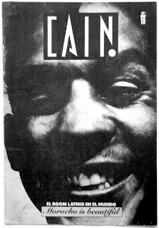 Suplemento Caín Nº 10, Revista Humor, 1987