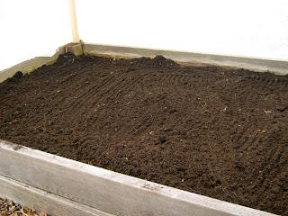 hoop house soil