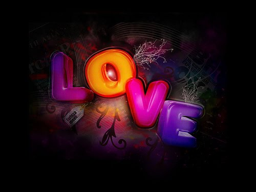 Love, Faith and Hope are words of a positive thoughts and hard to