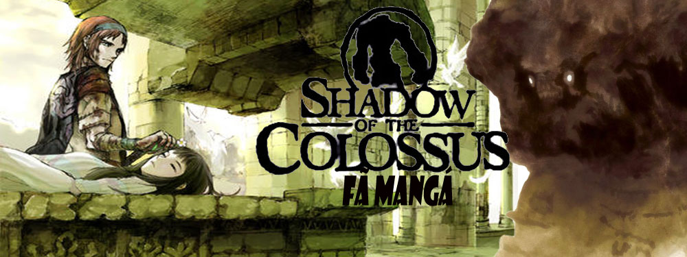 Shadow of the colossus Fã Mangá