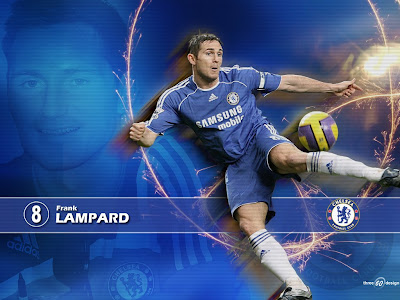 Frank Lampard Wallpapers 1024 x 768