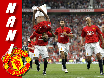 Nani Manchester United Wallpapers