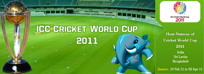 cricket 2011 - ICC World Cup 2011