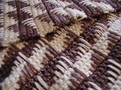Fiddlesticks My Crochet And Knitting Ramblings Spike Stitch Progress