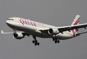 Airbus A330300 (qatar)