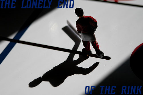 Lonely End of the Rink