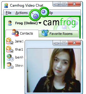Camfrog Free Video Chat Room Software | Aplikasi Gratis