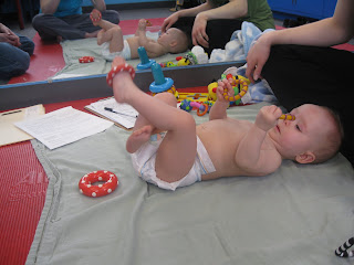 baby physical therapy cerebral palsy