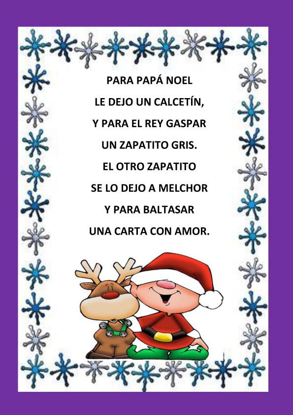 Poemas De Navidad Para Papa