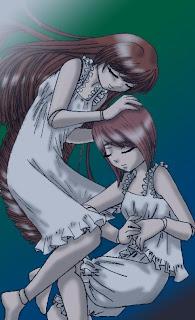 Galería Rozen Maiden Souseiseki_and_Suiseiseki_by_DarkSaya