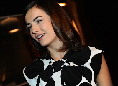 camilla belle interviews