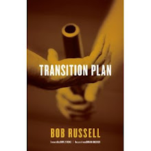 Transition Plan by Bob Russell and Bryan Bucher