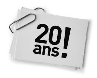 20 ans de mobiles
