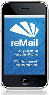 application Remail pour Iphone